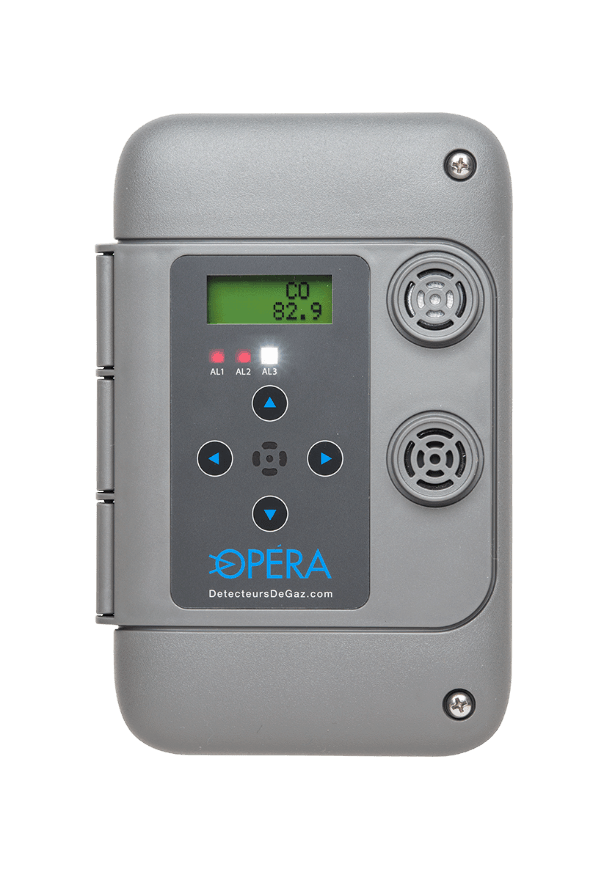 Oper-Gas-Detector