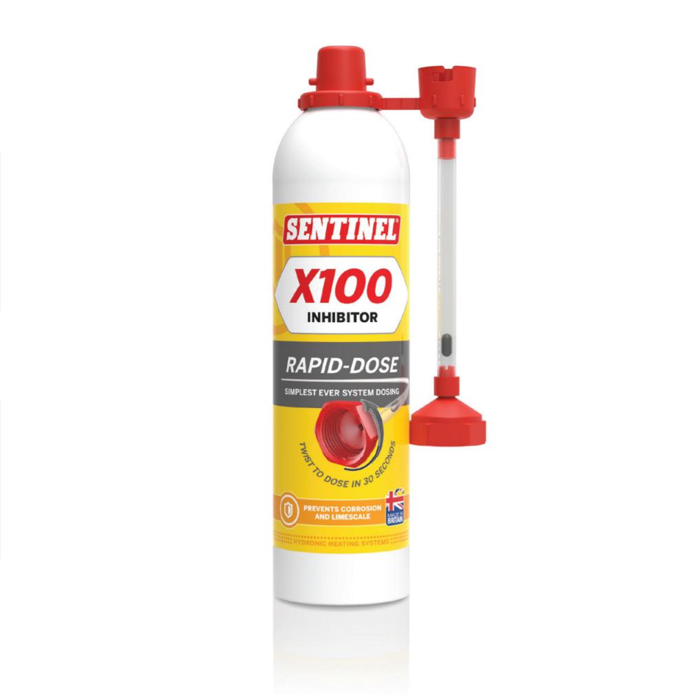 sentinel-Rapid-Dose X100 Inhibitor 300ml